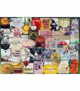 Colectia Etichete De Vin, 1000 Piese