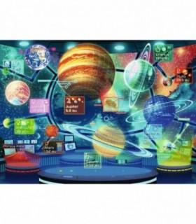 Holograma Planetelor, 300 Piese XXL
