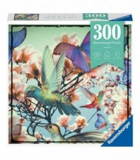 Pasarea Colibri, 300 Piese