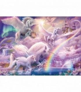 Unicorni, 100 Piese XXL