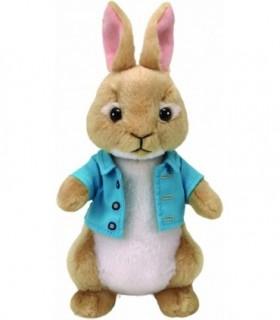 Peter Rabbit - Iepurasul Cottontail, 15 cm
