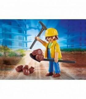 Figurina Muncitor In Constructii