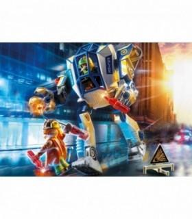 Robot De Politie Pentru Operatiuni Speciale