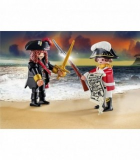 Set 2 Figurine Pirat Si Soldat