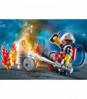 Set Cadou Pompier De Salvare