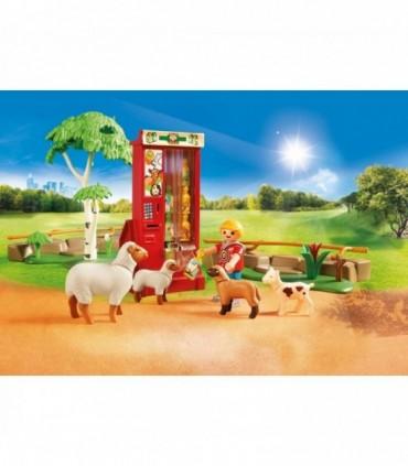Tarcul Animalelor De La Zoo