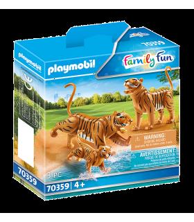 Tigri Cu Pui