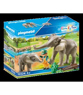 Habitatul Elefantilor
