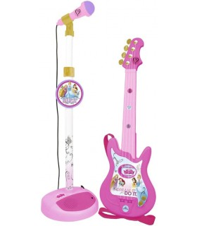 Set Chitara si Microfon Printese Disney