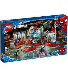 Atacul asupra bazei lui Spider-Man