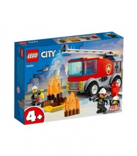 Masina De Pompieri Cu Scara