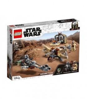 Confruntare Pe Tatooine