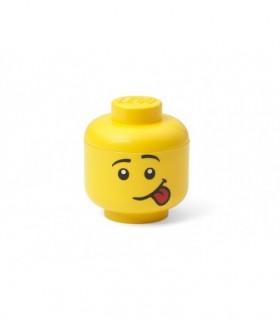 Cutie Depozitare S Cap Minifigurina - Poznas