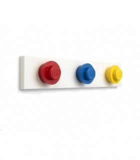 Cuier LEGO - Rosu, Albastru, Galben