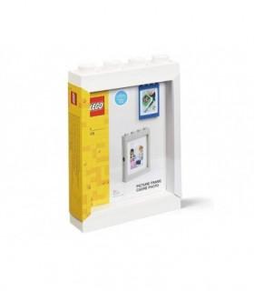 Rama Foto LEGO - Alb