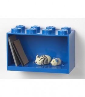 Raft Caramida LEGO 2X4 - Albastru
