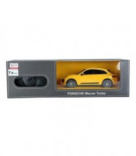Porsche Macan Turbo, Galben