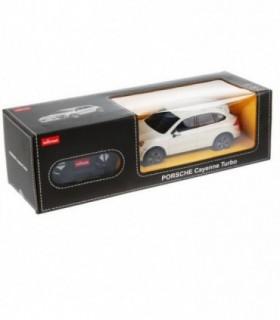 Porsche Cayenne Turbo, Alb