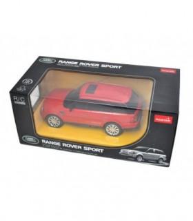 Range Rover Sport, Rosu