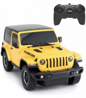 Jeep Wrangler Rubicon, Galben