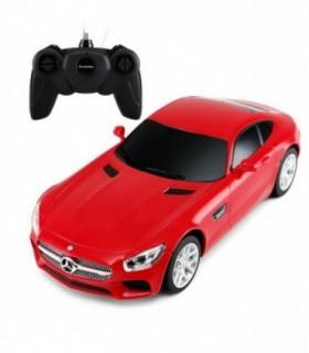 Mercedes AMG GT, Rosu