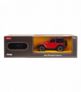Jeep Wrangler Rubicon, Visiniu