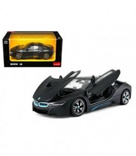 BMW i8, Negru