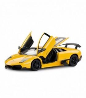Lamborghini Murcielago LP670-4, Galben