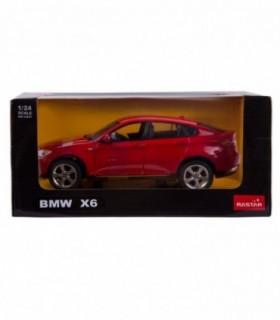 BMW X6M, Rosu
