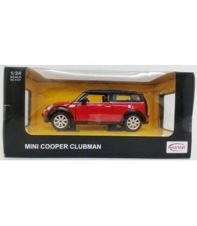 MINI Cooper Clubman, Rosu