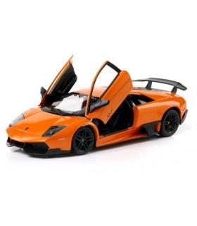 Lamborghini Murcielago LP670-4, Portocaliu