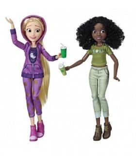 Rapunzel Si Tiana