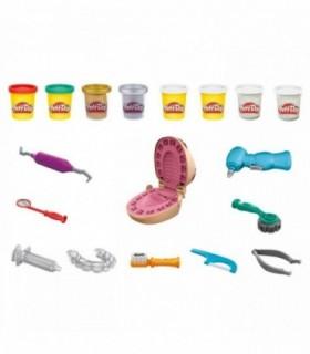Dentistul Cu Accesorii Si Dinti Colorati