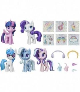 Set 5 Ponei Unicorn Sparcle
