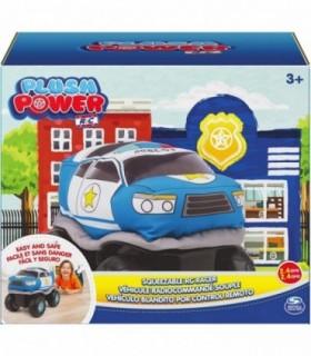 Masina De Politie Din Plus Cu 2 Functiuni