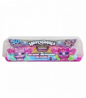 Set 12 Animalute Mistice In Ousoare, Hatchimals Wild Wings