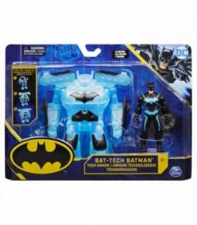 Batman Deluxe Cu Costum High Tech