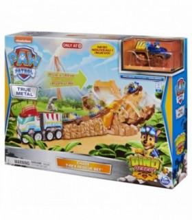 Pista De Salvare Chase A Dinozaurului T-Rex