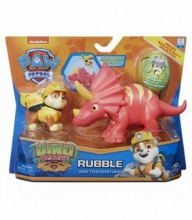Rubble Si Dinozaur Triceraptor