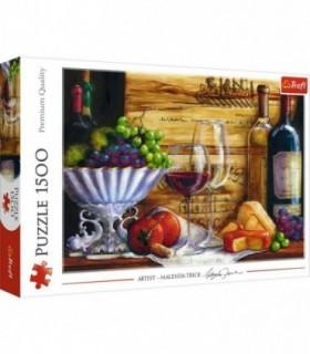 Malenda Trick Arta Vinului, 1500 Piese