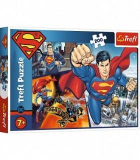 Superman, 200 Piese