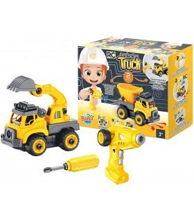 Camion Autobasculanta si Excavator cu Radiocomanda