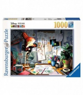 Biroul Artistului, 1000 Piese