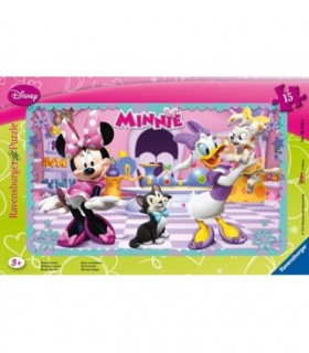 Minnie Mouse , 15 Piese