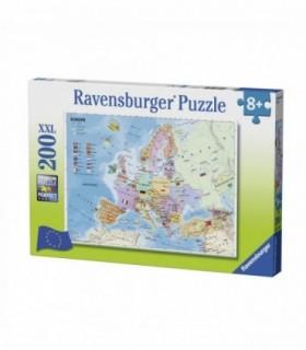 Harta Europei, 200 Piese