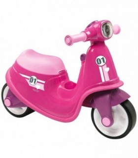 Scuter Ride-On, Pink