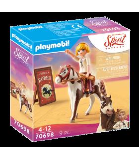 Rodeo Cu Abigail & Boomerang