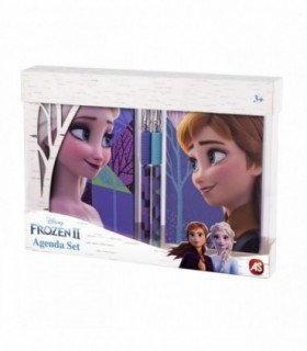 Set Agenda Si Accesorii Frozen2