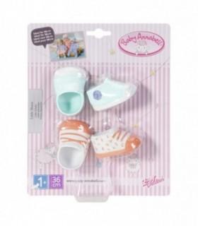 2 Perechi De Pantofiori Baby Annabell, 36 cm
