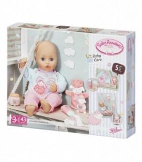 Salopeta Si Accesorii Baby Annabell, 43 cm